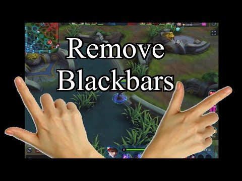 How To REMOVE/DECORATE Black Bars On IMOVIE (IOS) 16:9 Aspect Ratio Free And Simple.