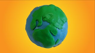 Playdough World - How To Make Playdough Earth