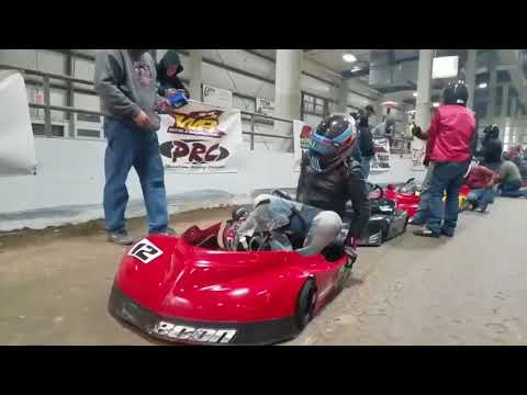 8th Annual Nebraska Kart Shootout! Dec. 29-1, 2017