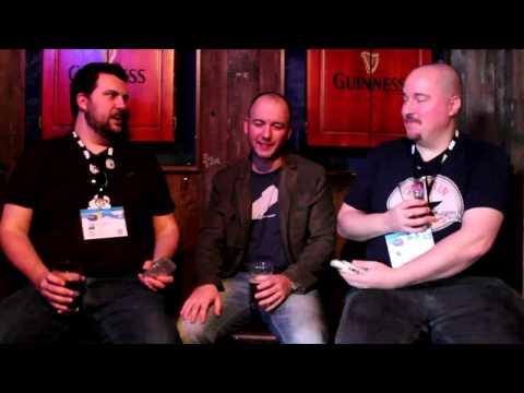 One Of Us Simon Barrett Interview