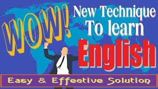 English learning  solution   How to Learn English?   How to Speak Fluent English?  Accent Intonation