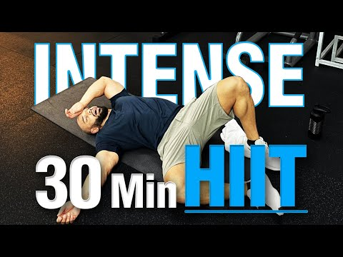 30 Minute HIIT WORKOUT: [OMG!] Torch Body Fat Fast!