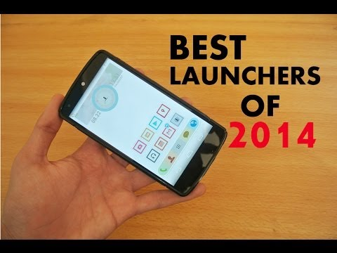 Top 3 Best Launchers For Android [2014]