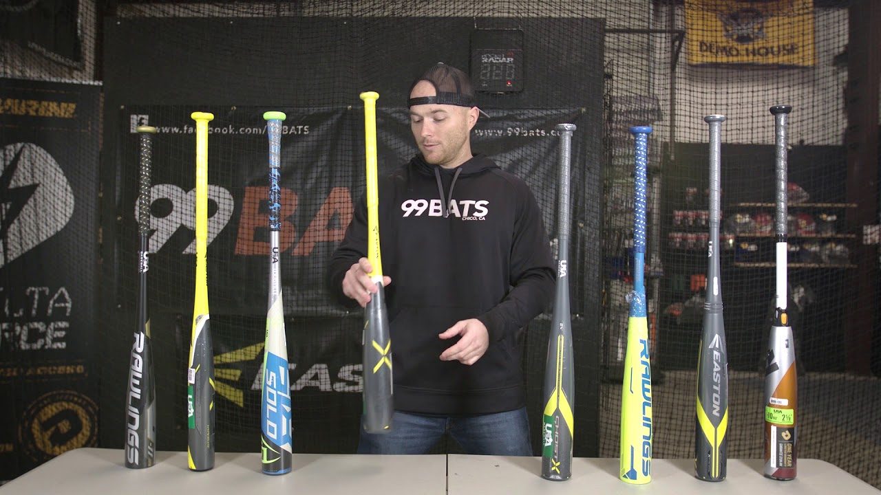 Best 2018 USA STAMP Youth Baseball Bats Reviewed! - 99BATS com