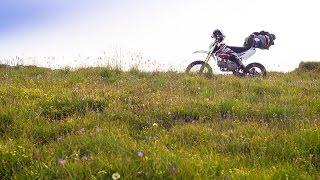 Дорога в облака | Road to the clouds | Путешествие на мотоцикле эндуро [Moto Life]