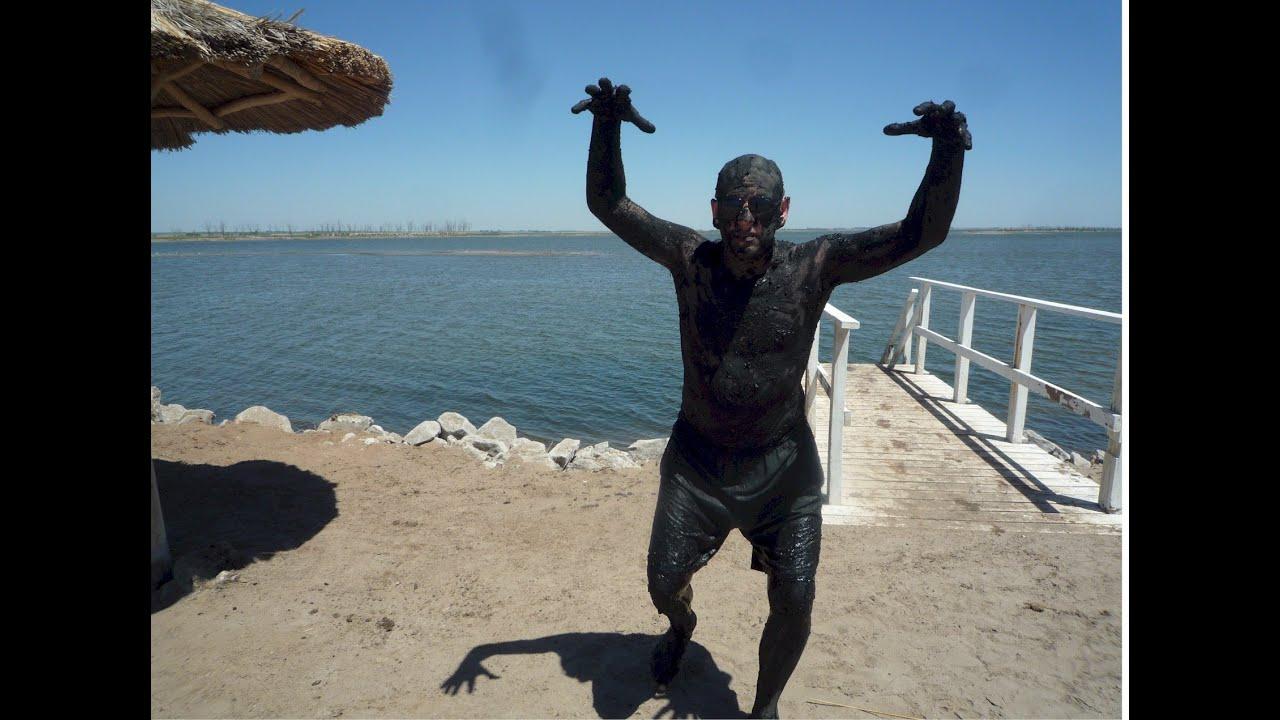 Аргентина, термальное озеро - Epecuén. Где отдохнуть в Аргентине летом.