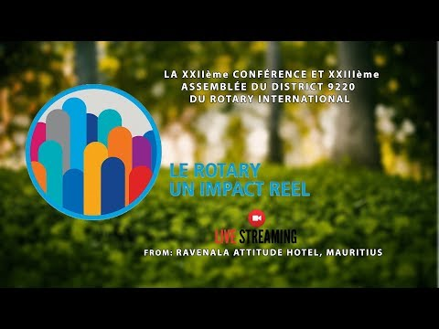 ROTARY INTERNATIONAL DISTRICT 9220 - CONFERENCE 2018