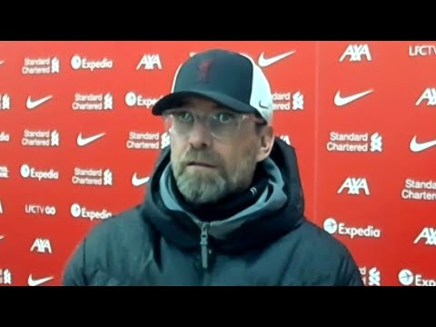 Liverpool 0-1 Brighton - Jurgen Klopp - Post-Match Press Conference