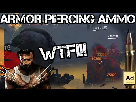 NEW ARMOR PIERCING Adamantium Special Ammo? WTF!!! - The Division