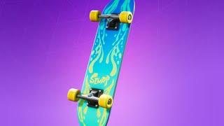 How to get slurp skateboard (Fortnite)