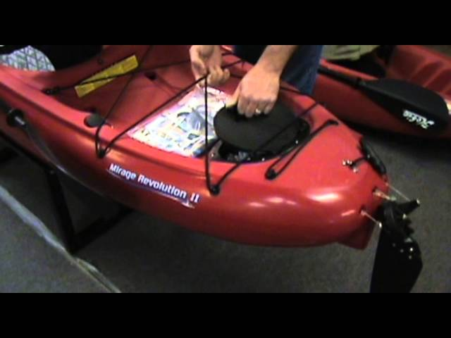Hobie Mirage Revolution 11 Overview with Steve Oxenford