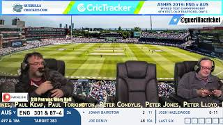 Men's Ashes 2019: ENG v AUS, 5th Test, The Oval - Day 1