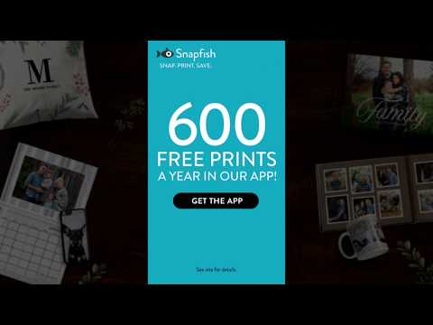 Get 600 FREE 6x4
