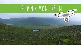 DJI PHANTOM 4 - IRLAND IN 4K