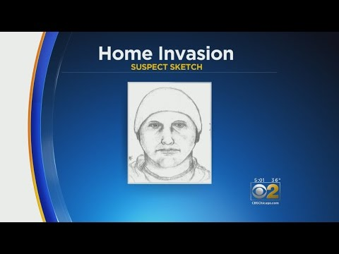 Man Wanted For Rolling Meadows Sexual Assault, Home Invasion