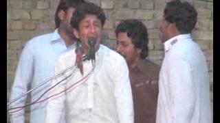 Zakir Aqeel Abbas   Bhatti by Qasida Ahmad Bukhsh Bhatti
