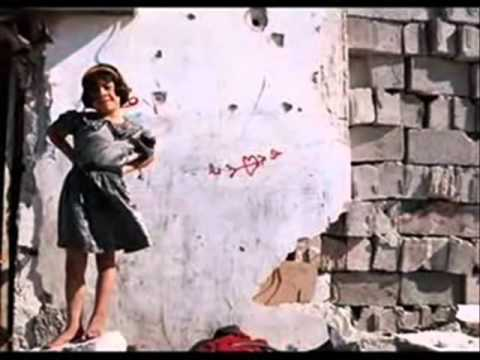 Palestinian Children - Give Us A Chance - Give us Peace