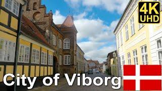 #1 - City of Viborg | Driving in Denmark