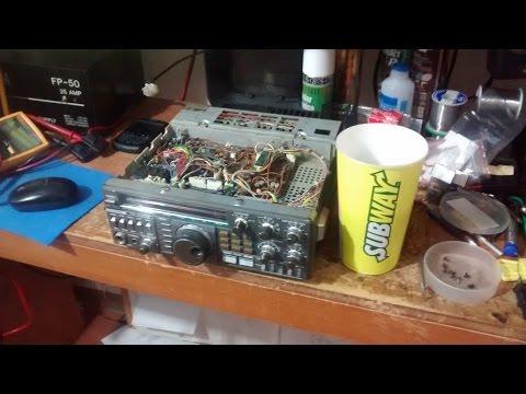 TS-430S Reparacion Parte 1