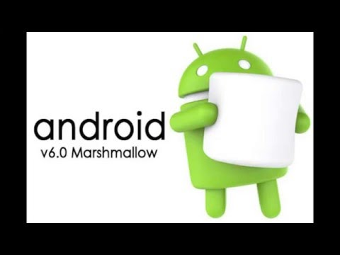 History of Android (from 1.6 to 6)