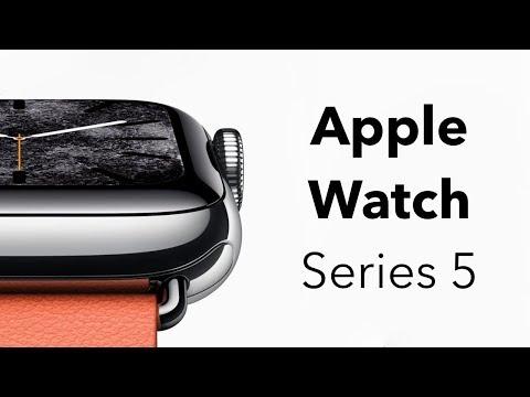Apple Watch Series 5: Was sagen die Gerüchte?