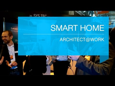 Smart Home  - ARCHITECT@WORK
