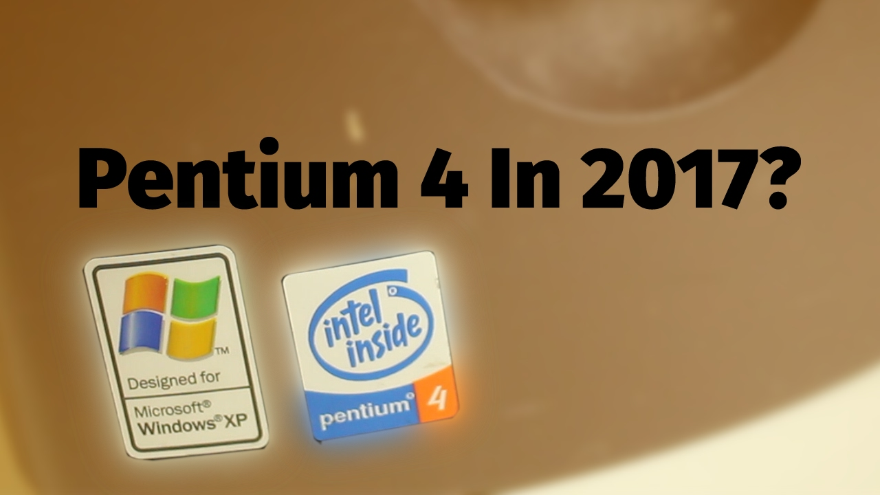 Intel Inside Pentium 4 Driver Free Download
