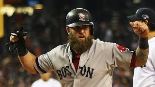 Mike Napoli Highlights 2013 HD