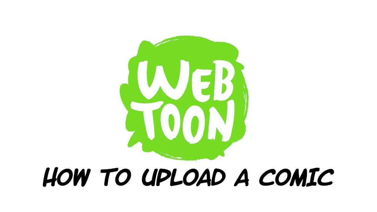 How to upload a webcomic to WEBTOON / Tutorial