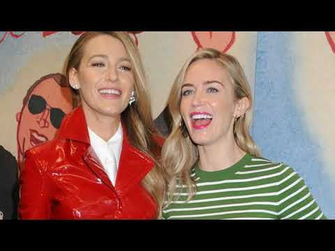 blake-lively-and-emily-blunt-showcase-glamorous-side-swept-hairstyles-at-nyfw
