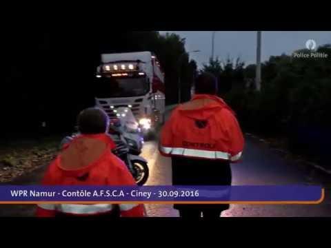 No Comment : WPR Namur - Contrôle AFSCA
