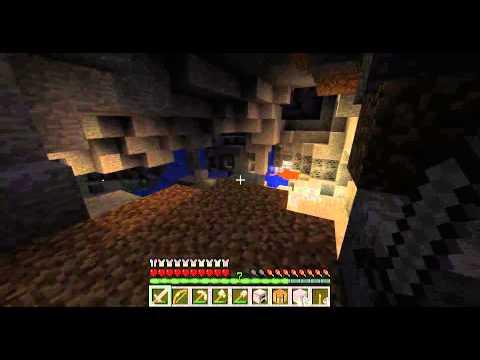 Mining Diamonds part 1 plus epic fail!