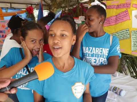 Nazarene Kids Tell Truth on Teen Issues at Expo
