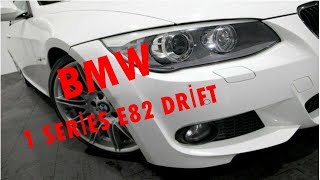 BMW 1 SERİES E82 DRİFT #bmw #drift #car