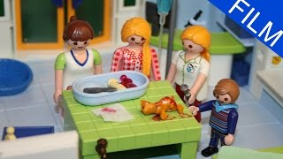 Playmobil Film deutsch IN DER TIERKLINIK