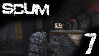 SCUM Gameplay [DE] #007 Noch mehr Loot! (Bunker)
