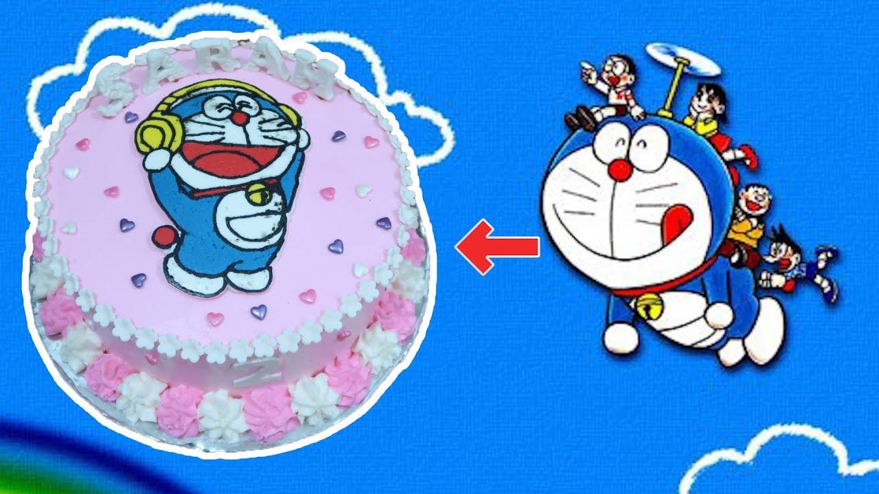 Download 82 Gambar Doraemon Warna Merah HD Gratid
