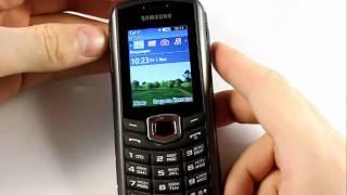 Samsung B2710 Xcover. Тест не перегрев