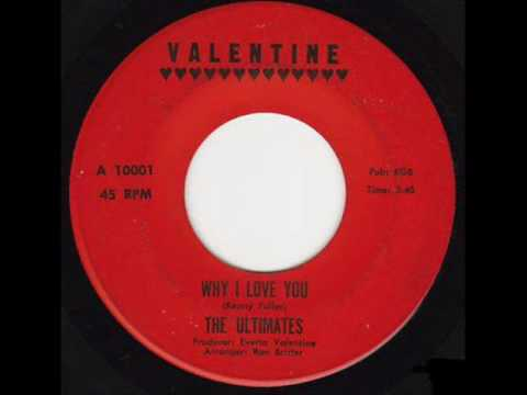 The Ultimates Why I Love You 1964 Valentine 10001