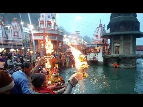 Haridwar Ganga harati DDPS team(6)