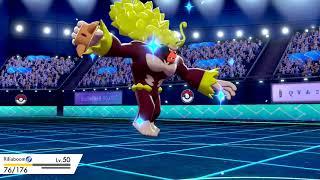 Pokemon Sword & Shield WiFi Battle [Charizard Brings The Heat]