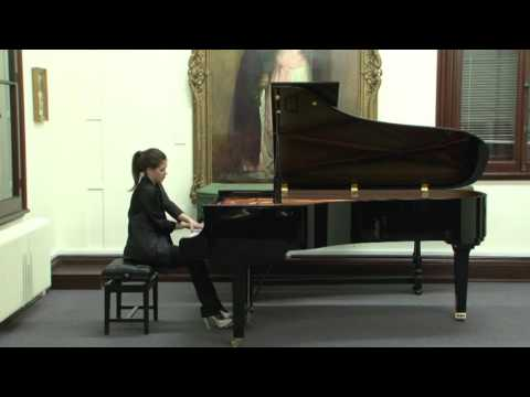 Irina Veber - London - Royal Academy of Music