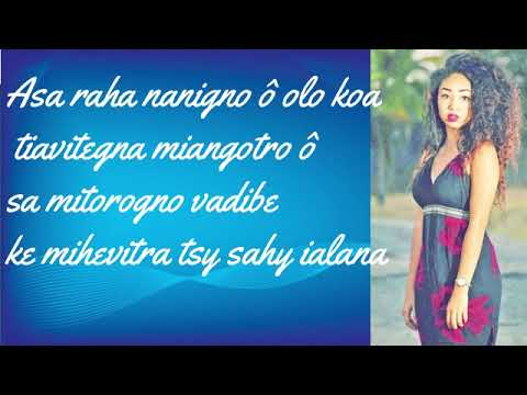 Wendy Cathalina-miangotro(lyrics/tonon-kira)