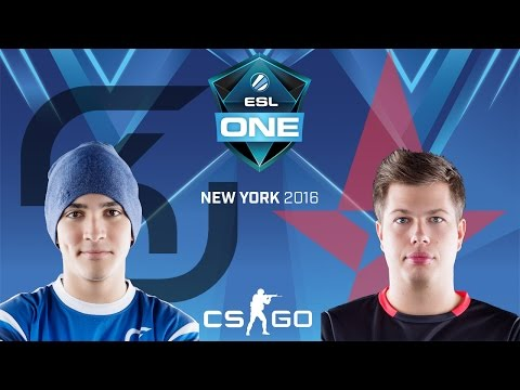 ESL One New York 2016 - SK Gaming vs. Astralis (Overpass) - Narração PT-BR