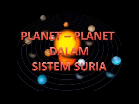 Sistem Suria Youtube