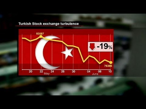 Turkish stocks and lira hit by Erdogan attack on 'speculators' - economy