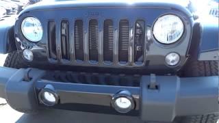 2015 Jeep Wrangler Unlimited Reno, Carson City, Northern Nevada, Sacramento, Elko, NV FL671356