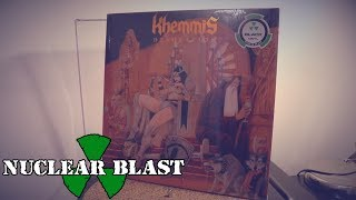 KHEMMIS – Desolation Vinyl Unwrapping (OFFICIAL TRAILER)