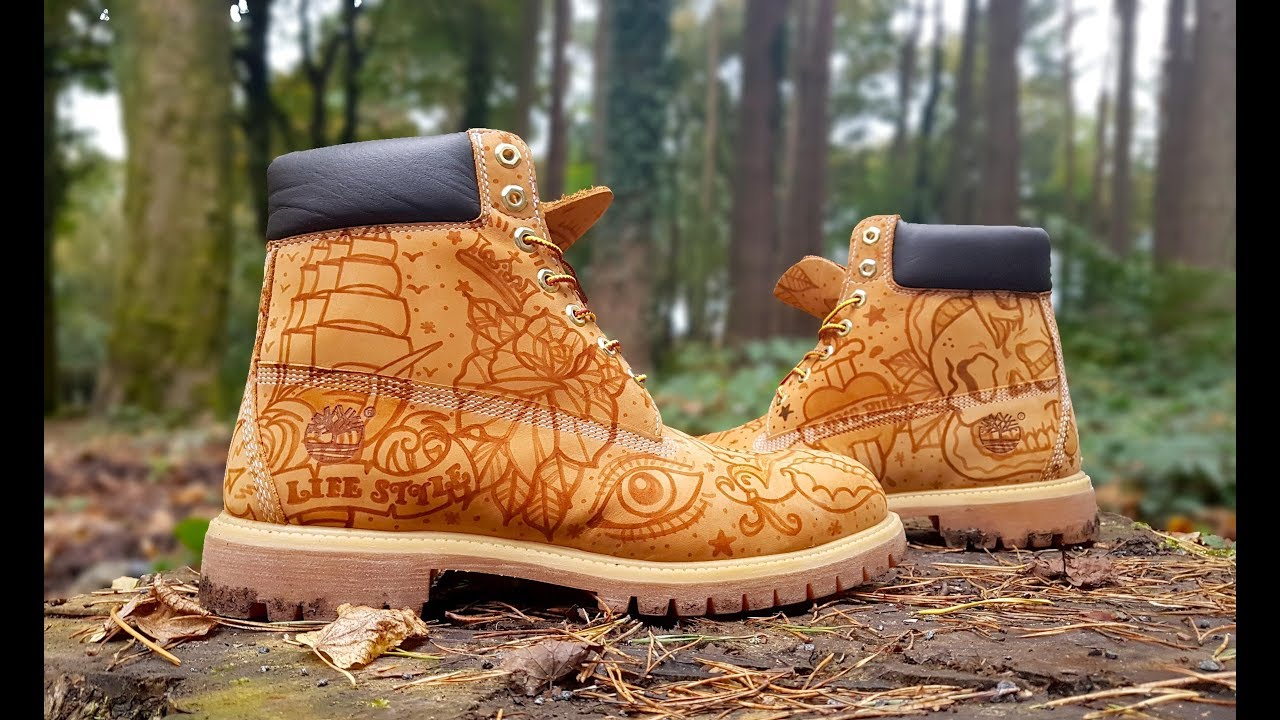 4ee862be8027 Freestyle Timbs - Timberland Boots - YouTube