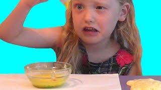 Как сделать классный слайм из ваты и шампуня без клея. Diy slime. Видео для детей  Video for kids.